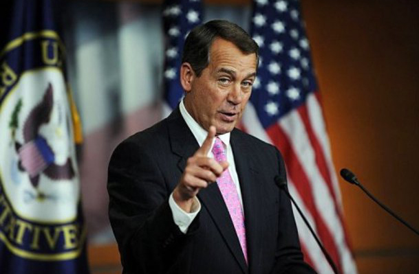 John Boehner: Leading the Republican Fight Over Increasing the Debt ...