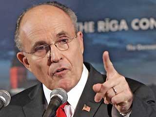 Rudy Giuliani's fall from America's Mayor