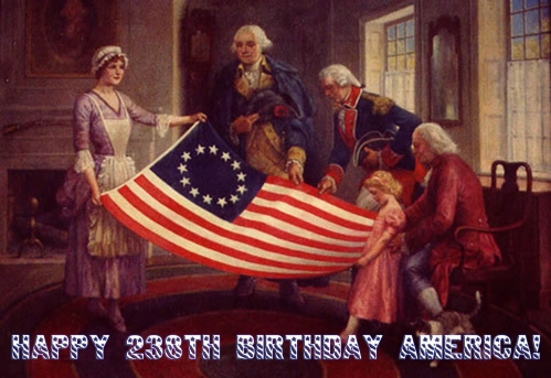 Betsy Ross and the Creation of Our Flag