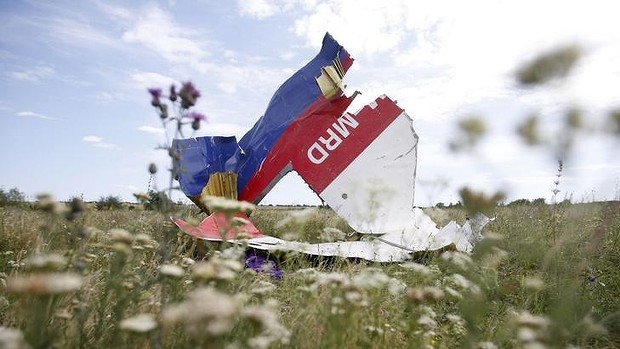 Wreckage of MH17 in Days After Being Shot Down by Pro-Russian Rebels