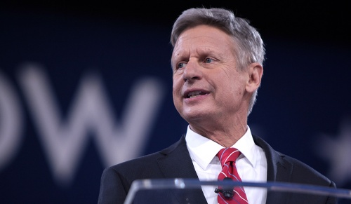 Libertarian Gary Johnson - The Only Reasonable Choice for President